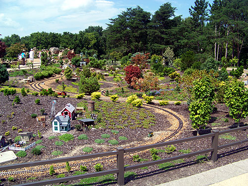 Taltree Garden Railroad See Phase One Of The Large Scale Train Layout At Arboretum Gardens In Valparaiso Indiana Destined To